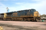 CSX 5244, ES44DC, at the BNSF Yard